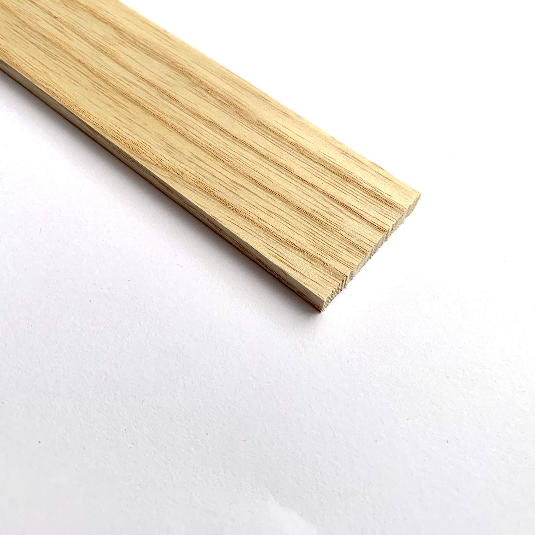 Cigar Box Guitar Part Parts - Fretboard Blank Blanks ASH