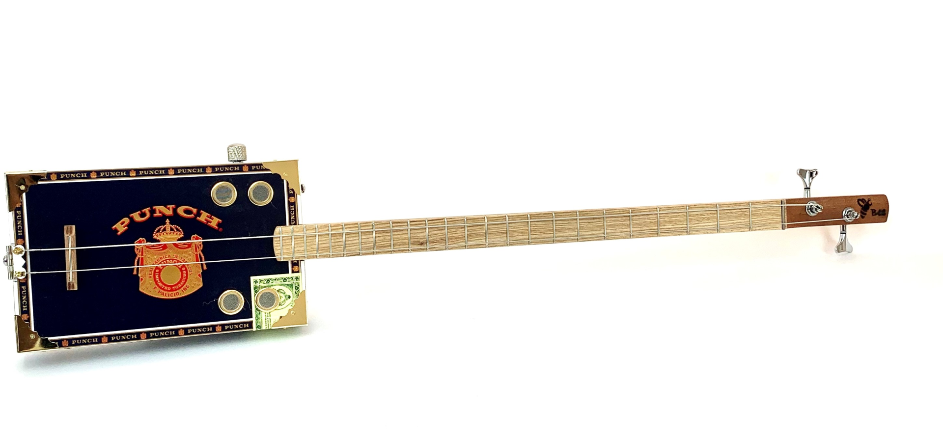 Cigar Box Guitar Cigar Box Bass